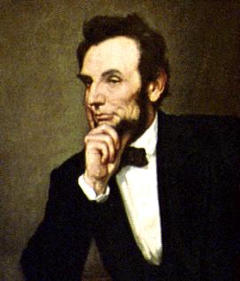 Abraham Lincoln, আব্রাহাম লিঙ্কন
