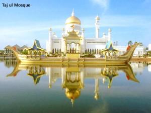 Taj-ul-Mosque-India