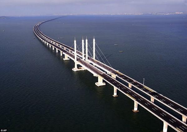 Tianjin Grand Bridge China