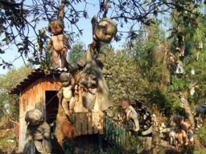 পুতুললের দ্বীপ - মেক্সিকো, island of dolls