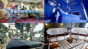 প্রপেলারের আইল্যান্ড সিটি লজ হোটেল, Propeller Island City Lodge