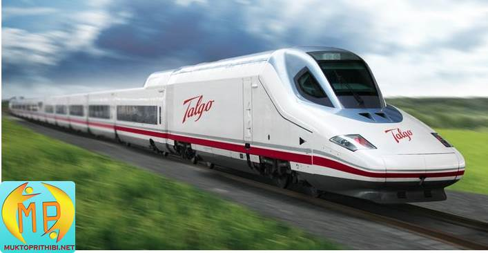 Talgo 350, 217.4 mph or 350 kmph, Spain