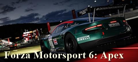 ফোরজা মোটরসপোর্ট ৬: অ্যাপেক্স (Forza Motorsport 6: Apex)