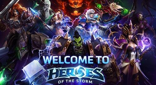 হিরোস অভ দ্যা স্ট্রম (Heroes Of The Storm)