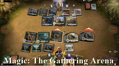 ম্যাজিক দি গ্যাদারিং অ্যারিনা (Magic: The Gathering Arena)