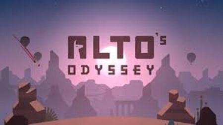 অল্টো ওডিসি (Alto's Odyssey)