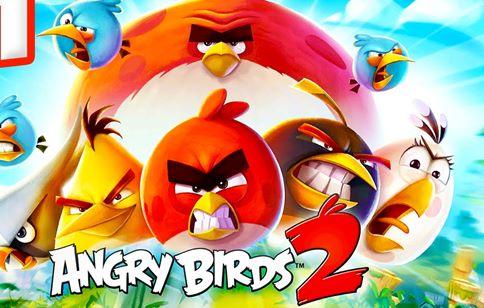 অ্যাংরি বার্ড ২ (Angry Birds 2)