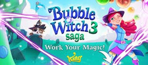 বাবল হুইচ ৩ সাগা (Bubble Witch 3 Saga)