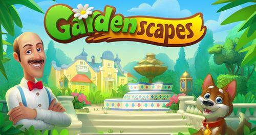 গার্ডেনসকেপস (Gardenscapes)